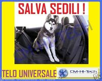 FODERA UNIVERSALE TELO COPRISEDILI POSTERIORE UNIVERSALE PER AUTO SUV PROTEGGE !