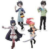 Bandai Half Age Characters Blue Ao no Exorcist Part 2 Figure Set x 8