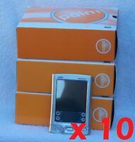 10 NEW >>PERFECT SEALED<< PALM TUNGSTEN E2 PDA HANDHELD ORGANIZER LOT WHOLESALE