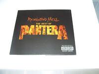 Pantera-Reinventing Hell-CD+DVD-(The Best of Pantera/Parental Advisory) [PA]-NEW