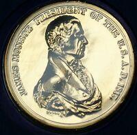 "James Monroe Presidential Medal, From the ""Hail to The Chiefs"" Collection"