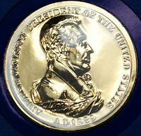 "Andrew Jackson Presidential Medal, From the ""Hail to The Chiefs"" Collection"