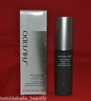 Shiseido Men Deep Wrinkle Corrector - Firming Cream 30ml / 1oz New!!