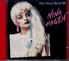 NINA HAGEN - THE VERY BEST OF NINA HAGEN