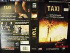 TAXI - Carlos Saura - VHS USATA - EX NOLEGGIO 1997