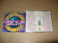 the Greatest Dance Album of All Time (1995) 2 CD - 40 tracks Ex Condition