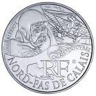 10 euro ARGENT région DU NORD- PAS DE CALAIS 2012
