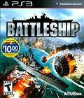 NEW Battleship (Sony Playstation 3, 2012) NTSC