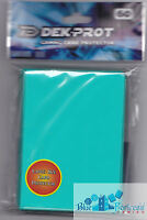 DEK PROT CARD SLEEVES SEAFOAM GREEN FOR POKEMON MTG WoW