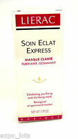Lierac Soin Eclat Express **Exfoliating, Purifying and Clarifying Mask** 1.79 Oz