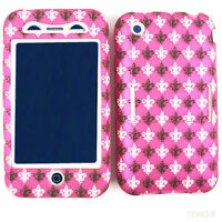 Hybrid Cover Saints Pink Phone Case With Kick Stand For Apple iPhone 3 3G 3GS