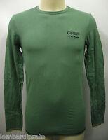 T-shirt maglia maglietta uomo man GUESS UK6U2B JEL13 T.S c.D886 green verde