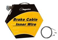 JAGWIRE Inner Bike Brake Cable Wire Barrel Nipple Galvanised, Stainless, Slick
