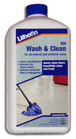 Lithofin MN Wash & Clean Stone/Marble/Limestone/Granite/Slate Cleaner 1Ltr