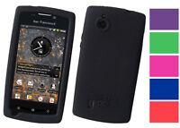 Soft Silicone Case Skin for Orange San Francisco 2 II - Rubber Back Phone Cover