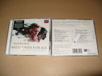Ludwig van Beethoven Beethoven for All Music of Power Passion & Beauty 2 cd  New