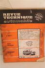 REVUE TECHNIQUE AUTOMOBILE N° 342 de 1975 RENAULT 5 LS