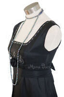 14 Lady Mary Crawley Edwardian Victorian evening dress Dowton Abbey Made in UK