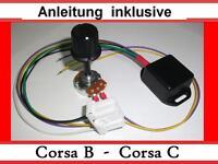 Corsa B C - Kit - Elektrische Servolenkung Kontroller – EPS – Opel Manta Ascona