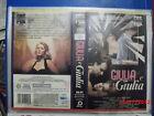 GIULIA E GIULIA - VHS USATA EX NOLEGGIO 1988