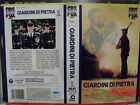 GIARDINI DI PIETRA - VHS USATA EX NOLEGGIO 1988