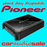 PIONEER GM D9601 2400 WATT CLASS D MONO BASS AMPLIFIER AMP BASS REMOTE INCLUDED