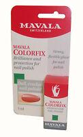 Mavala Colorfix Strong Glaze For Nail Polish 5ml