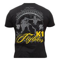 T-Shirt. K1 FIGHTER. MMA.  ACAB. Gym. Sambo. Training. UFC. Hooligans. Bushido