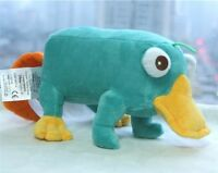 """Cute Disney Phineas & Ferb Perry The Platypus so soft Plush 12"""" For Kids Gift 1x"""