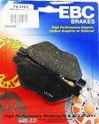 EBC Kevlar Organic Rear Brake Pads 2003-2013 Yamaha FJR1300 # FA319/2