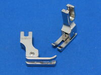Industrial Sewing Machine Compensating Foot Right 1/32 WORKS ON BROTHER, JUKI