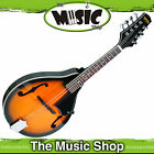 New Bryden SMA10 Arch Top A Style Mandolin with F Holes - Tobacco Sunburst