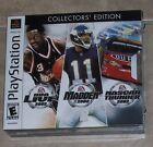EA Sports Collectors' Edition (Sony PlayStation 1, 2002)