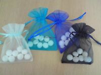 Luxury Organza Wedding Favor Gift Bags Jewellery Pouch Small/medium/large