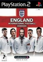 ENGLAND INTERNATIONAL FOOTBALL 2004 EDITION FOR PS2 PS3 GAME ENGLISH