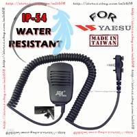 Mic Speaker for Yaesu Standard Vertex PMR446 Ham Radio MH-450s MH-360s MH-45B4B
