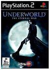 UNDERWORLD: THE ETERNAL WAR - SONY PLAYSTATION 2 PS2