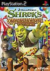 Shrek's Carnival Craze Party Games (Sony PlayStation 2, 2008)