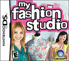 My Fashion Studio Nintendo DS NDS DSI LITE XL Complete&Very Good
