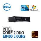 DELL Optiplex 755 DeskTop PC ( Core 2 Duo 3.0 GHz, 4 GB, 160 GB, Windows 7 )