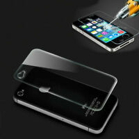 Set Front and Back Tempered Glass Film Screen Protector for iPhone 4 4S Tide New