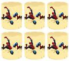 Lot MUG Spiderman Sandman 1 à 6 grande tasse en céramique licence spider-man 01
