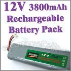 1 pcs 12V 3800mAh Ni-MH Rechargeable Battery Pack