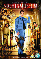Night At The Museum (DVD)  NEW  & SEALED