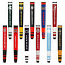 New Officially Licensed NCAA College Oversize Putter Golf Grip. W/ Ball Marker