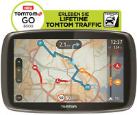 "TomTom GO 6000 Europa 6"" Zoll Navigationssystem Lifetime Maps Traffic"