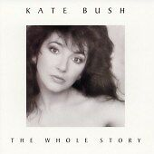 KATE BUSH - THE WHOLE STORY - VERY BEST OF - GREATEST HITS COLLECTION CD NEW