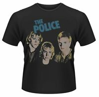 THE POLICE - OUTLANDOS D'AMOUR - OFFICIAL MENS T SHIRT