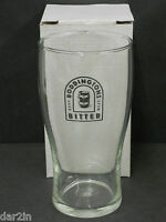 NEW BOXED BODDINGTONS BITTER ALE DRINK PUB HOME BAR COLLECTORS PINT GLASS UNUSED