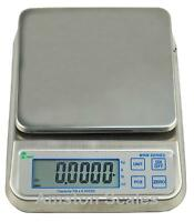 6.6 LB DIGITAL SCALE FOOD KITCHEN WATERPROOF WASHDOWN ENGINE BALANCE STAINLESS